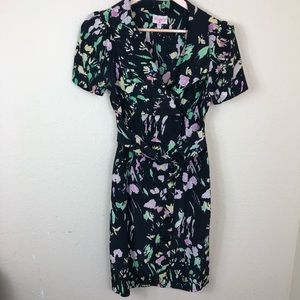Plenty by Tracy Reese Anthropologie floral dress